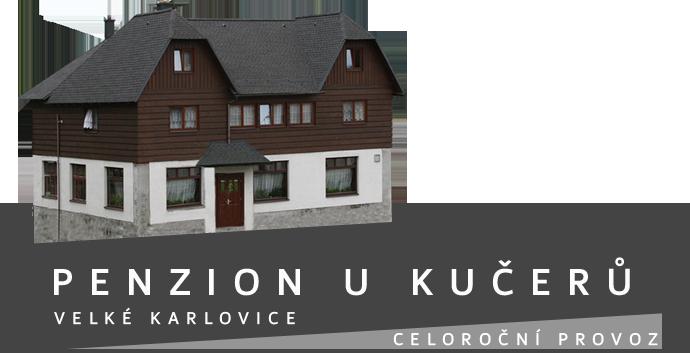Penzion U Kučerů – ubytování Velké Karlovice (Beskydy)